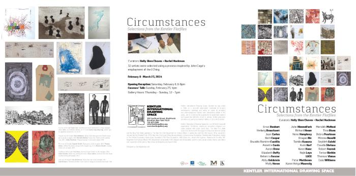 Circumstances: Selections from the Kentler Flatfiles