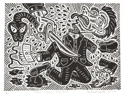 Richard Mock, Enron Employee Severance