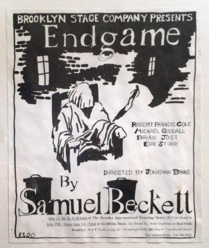 Doug Campbell, Endgame Production Poster