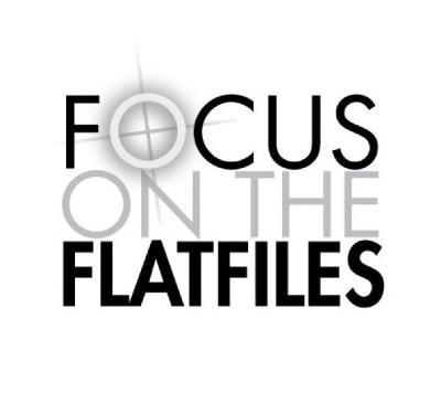 Focus on the Flatfiles: Movement in Black & White