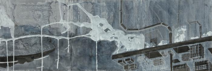 Ellen Driscoll, Smoke