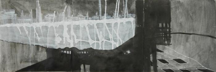 Ellen Driscoll, Oilfield