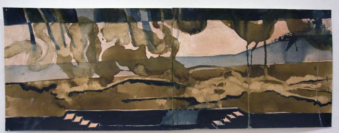 Ellen Driscoll, Untitled (Rome)