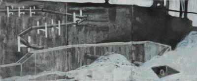 Ellen Driscoll, Pipeline