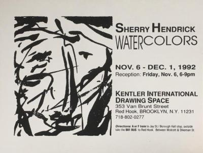 Sherry Hendrick, Watercolors
