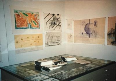 Sculptors' Drawings