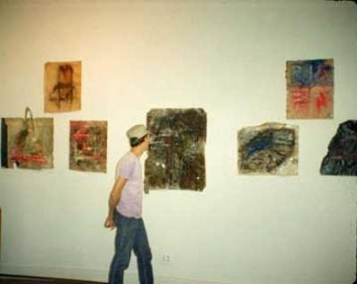 Bill Nogosek, New Works on Paper
