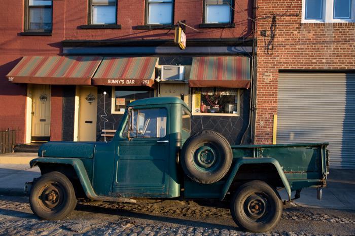 Carol Dragon, Sunny's Truck