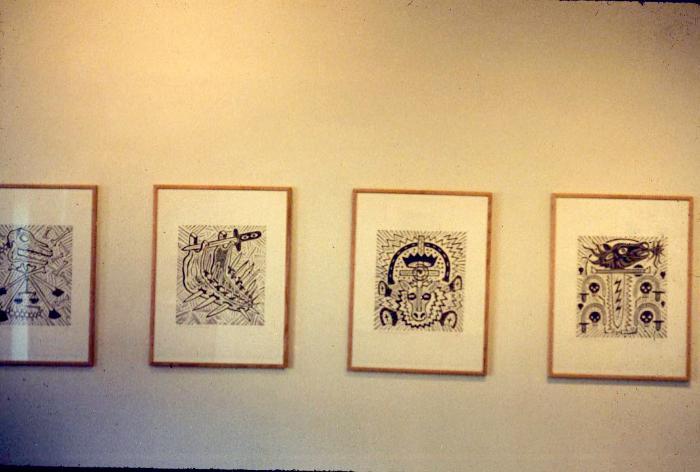 Richard Mock, Recent Prints