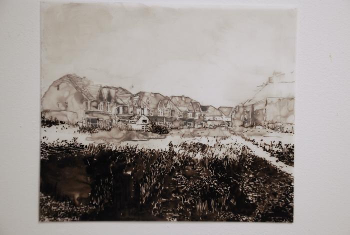 Elise Kaufman, Ghost Estate Dublin