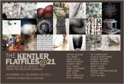 The Kentler Flatfiles @ 21