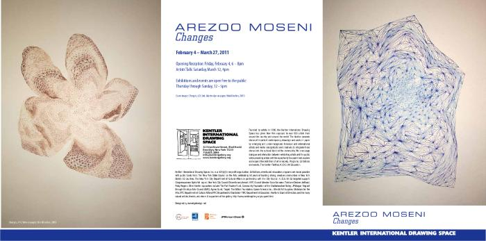 Arezoo Moseni, Changes