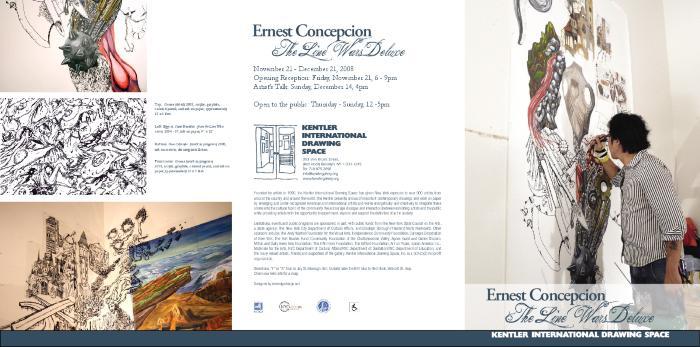 Ernest Concepcion, The Line Wars Deluxe