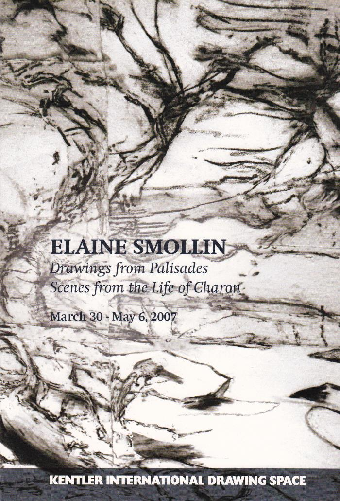 Elaine Smollin, Drawing from Palisades