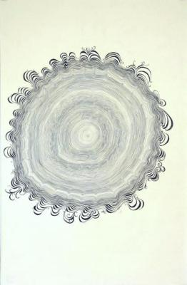 Joanne Howard, Tree Section with Flourish