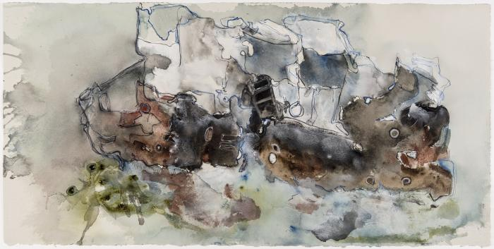 Margaret Cogswell, Red Hook Harbor Soundings 19