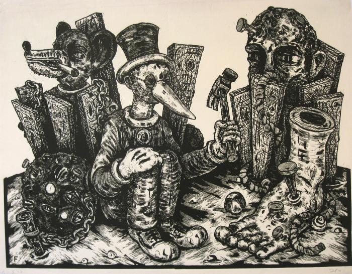 Bill Fick, Untitled
