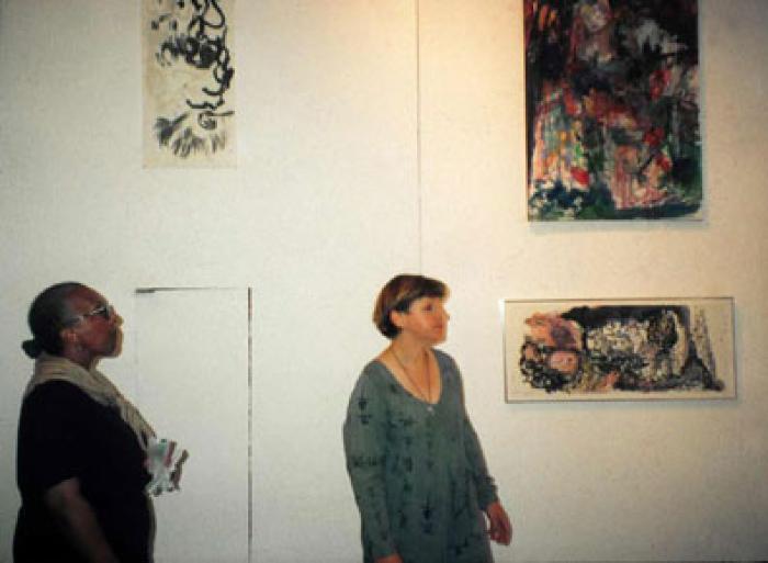 Neddi Heller, Paintings and Drawings