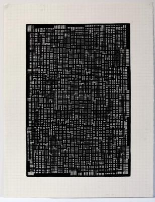 Ernst Benkert, Square Mesh