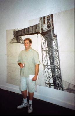 William Moekler, Drawing Red Hook
