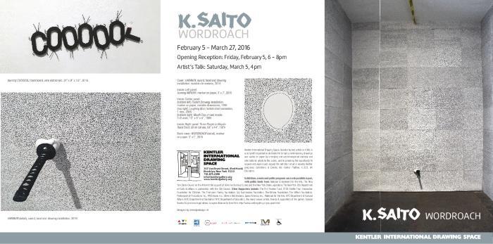K. Saito, WORDROACH