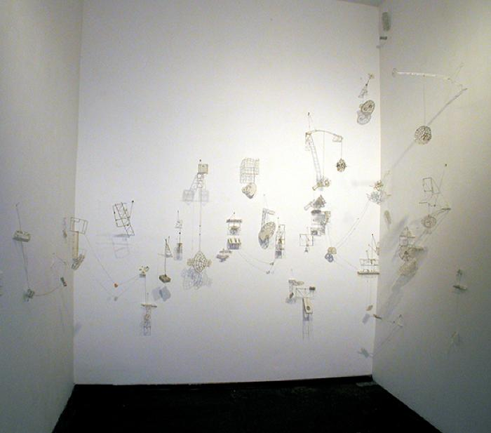Jane South, Drawing Installation