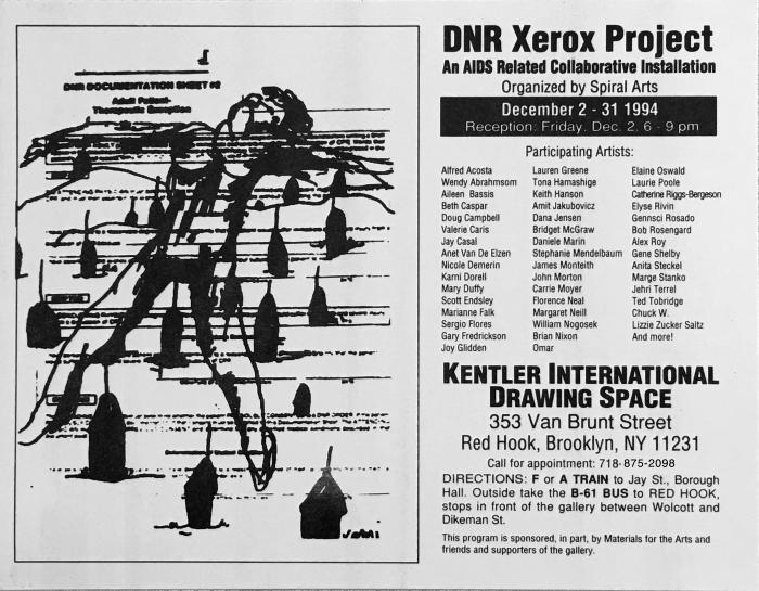 DNR Xerox Project