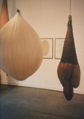 Lillian Maurer, Installation