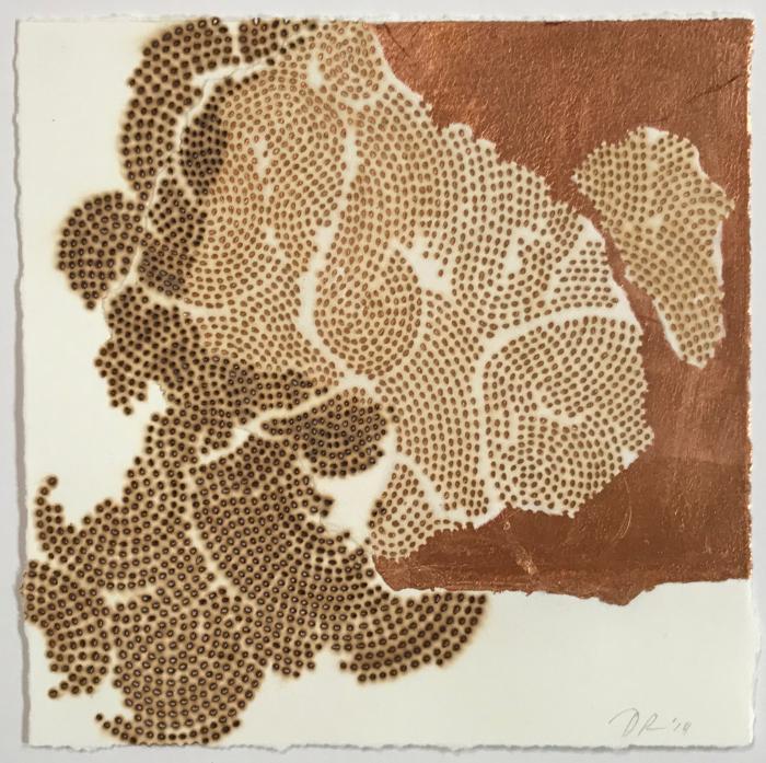 Donna Ruff, Untitled (Copper)