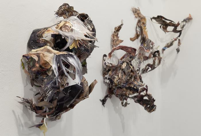Hedwig Brouckaert, A knot, a tangle, a blemish in the eternal smoothness