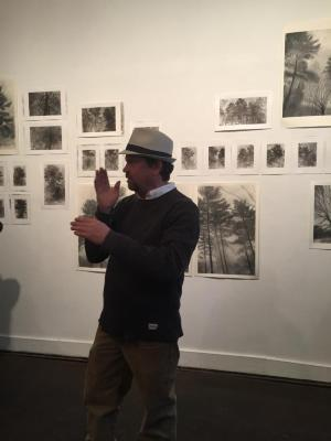 Artists' Talk: Chris Gonyea