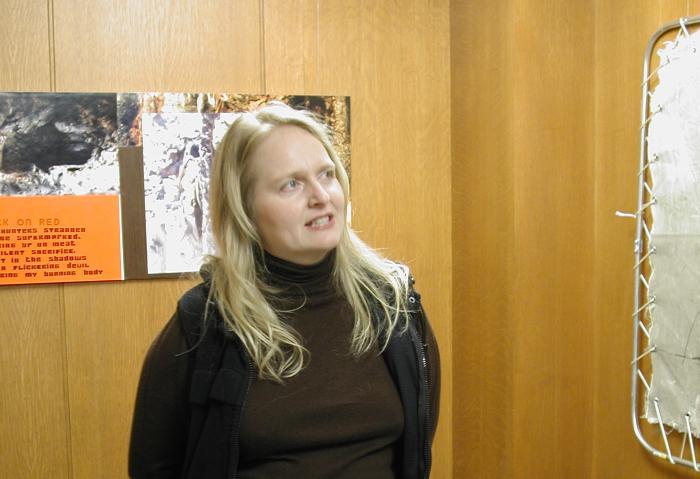 Tone Johansen, Brooklyn Elements at Brooklyn Public Library