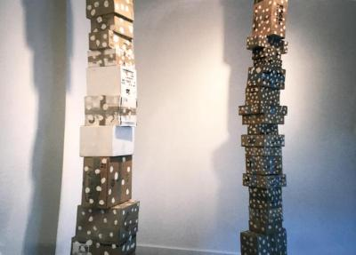 Ellen MacDonald, Paper and Drawing Installation