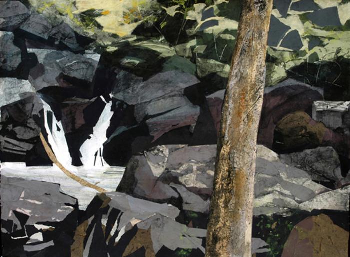 Mariella Bisson, Tallulah Creek Falls