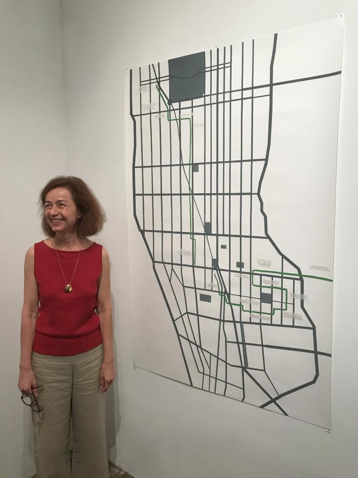 Artist's Talk: Lucile Bertrand