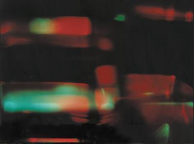 Ursula Scherer, Looking into the Dark