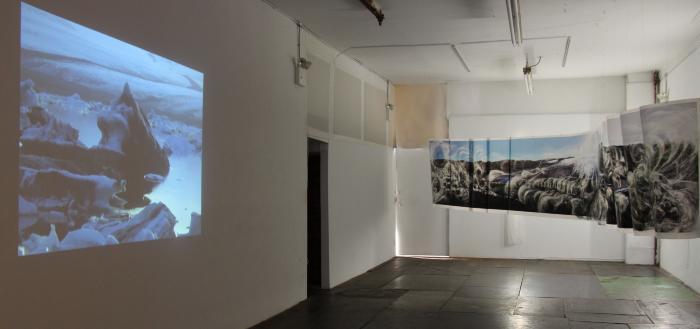 Itty Neuhaus, Sublimation: An Iceberg's Story
