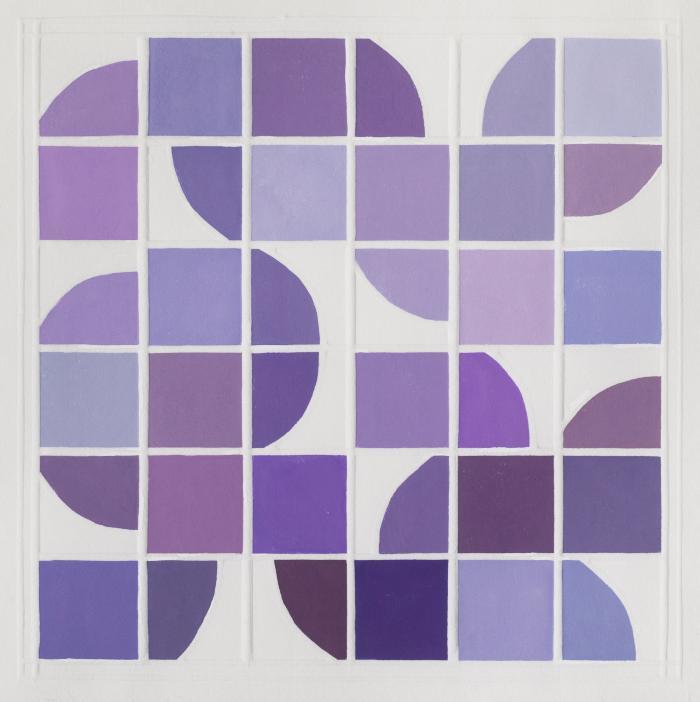 Jane Lincoln, Grid: Violet
