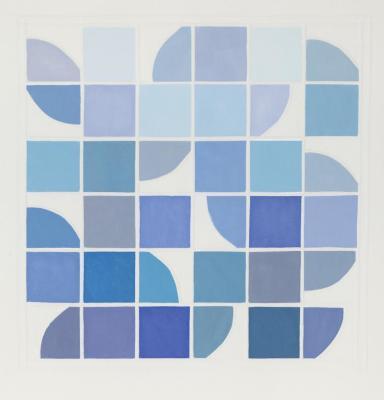 Jane Lincoln, Grid: Blue