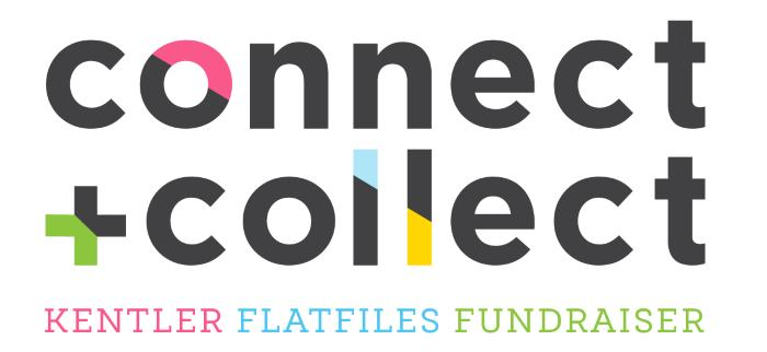 connect + collect Fundraiser Events