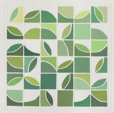 Jane Lincoln, Grid: Green