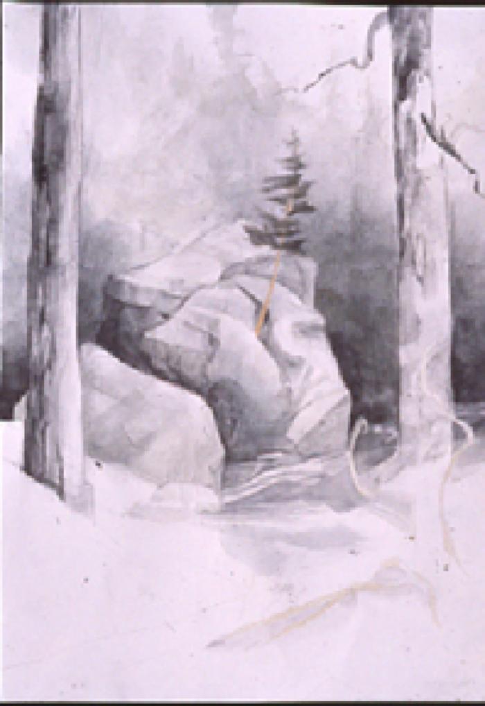 Mariella Bisson, Path to Jimez Falls