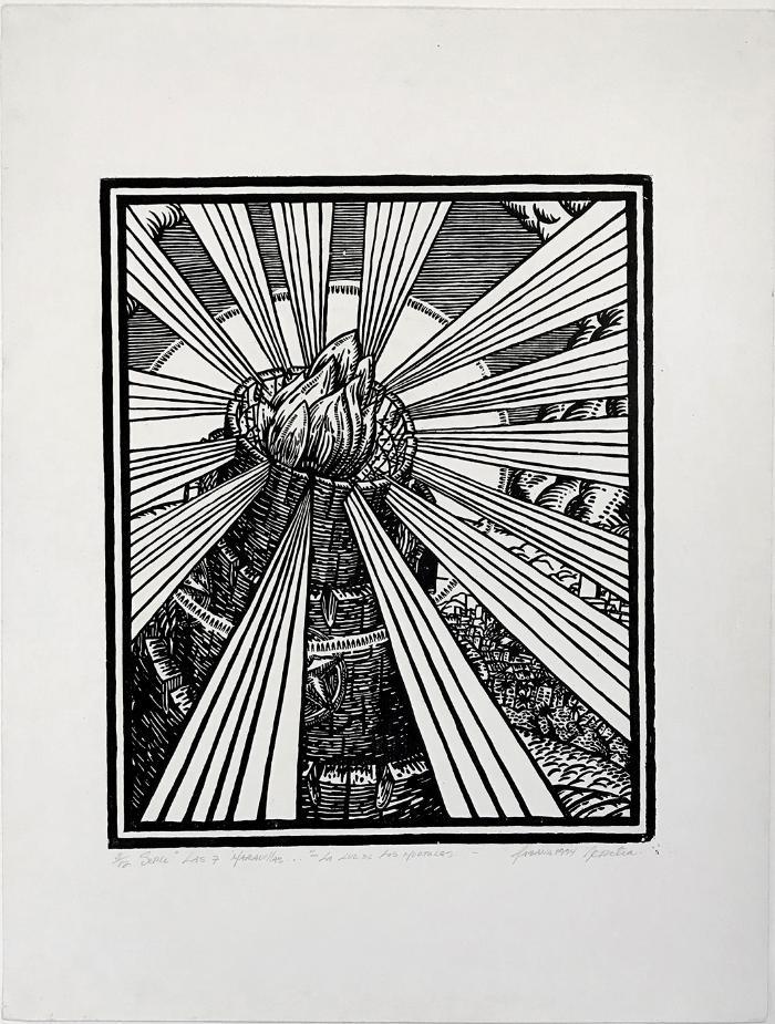 Las 7 Maravillas: La Luz de los Mortales