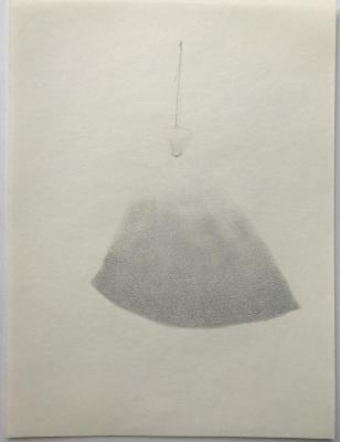 Study for Black Hanging Bag