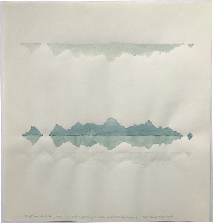 Projet No Man Is An Island-Miroir/réflexions (Project No Man Is An Island-Mirror/Reflections)