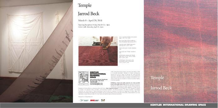 "Jarrod Beck, ""Temple"""