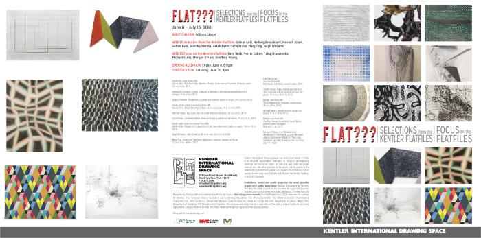 Flat???  Selections from the Kentler Flatfiles