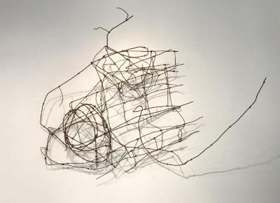 Wire Drawing #16
