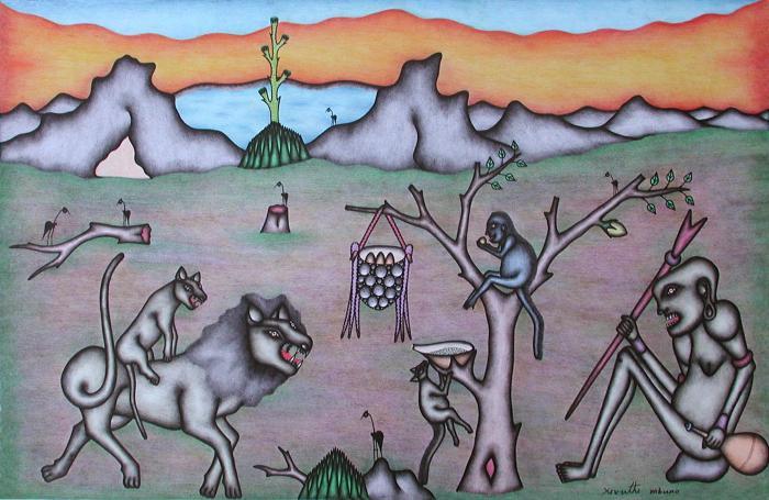 Kenya Art