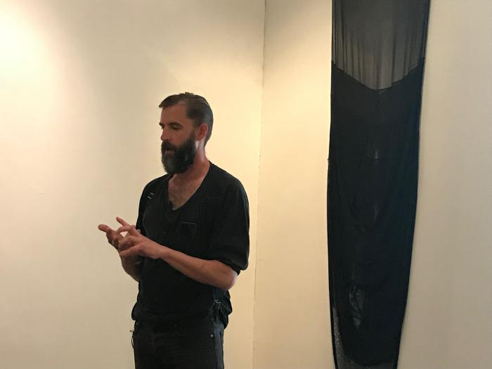 Artist's Talk with Jarrod Beck